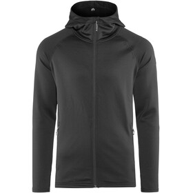 North Bend Vector Stretchfleece Hoodie Herren schwarz